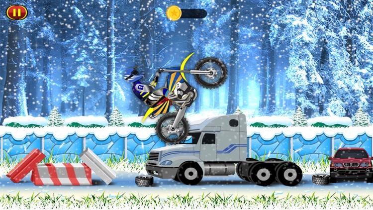Trial Bike Stunt Racing:Mayhem screenshot-3