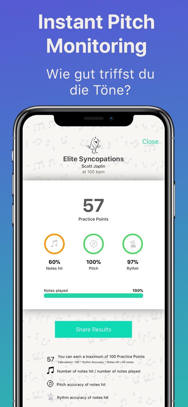 Practice Bird Pro Screenshot