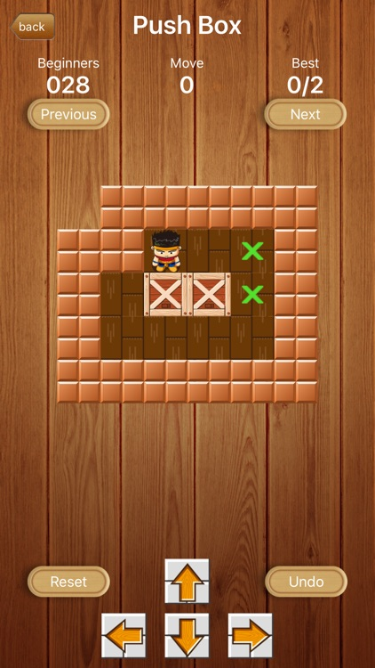 push box - casual puzzle game