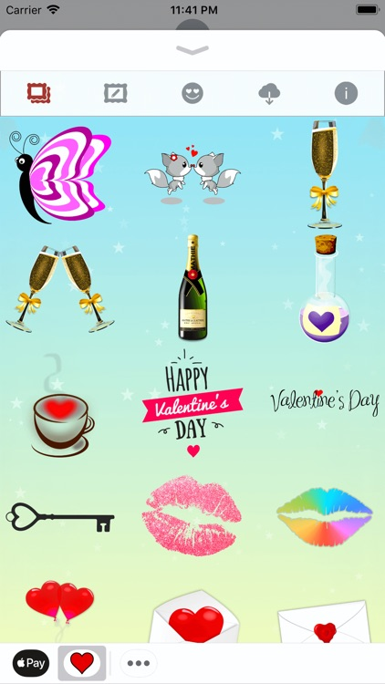 I Love You • Stickers & Emoji screenshot-8