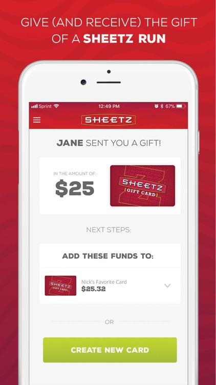 Sheetz® screenshot-1