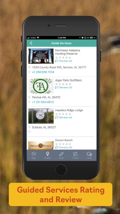 Duckr - Duck Hunting App & GPS screenshot-3
