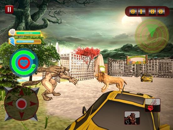Jungle WereWolf Survival Games   App Price Drops