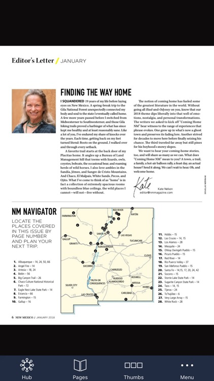 New Mexico Magazine HD