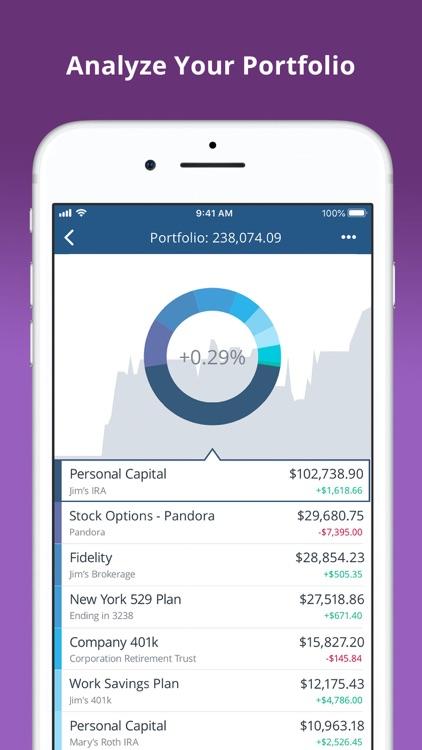 Personal Capital screenshot-3