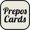 Prepositions Cards: Learn English Prepositions