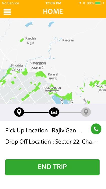 Your Cab Driver screenshot-3