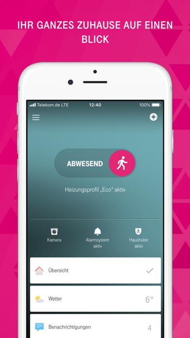 Herunterladen Magenta SmartHome für Android