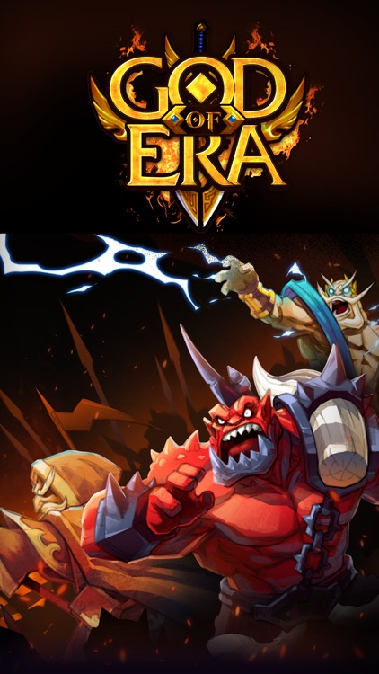 God of Era: Epic Heroes War screenshot-0