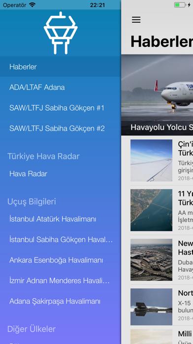 Air Traffic Control - Live ATC screenshot one