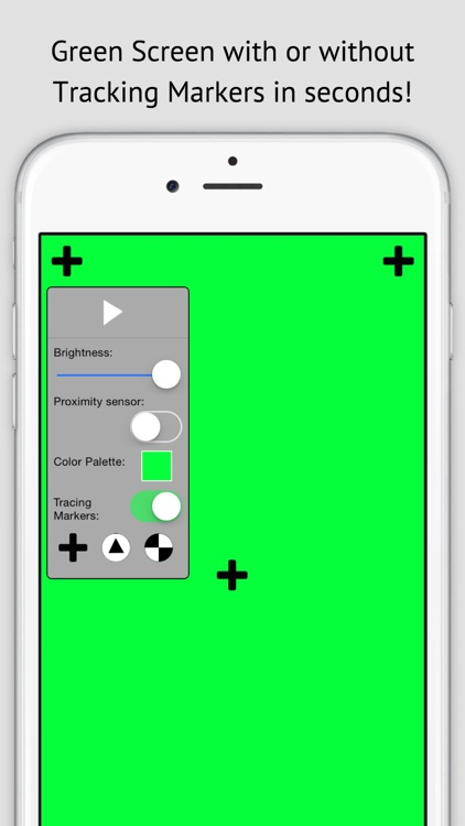 Motion Picture Color Generator