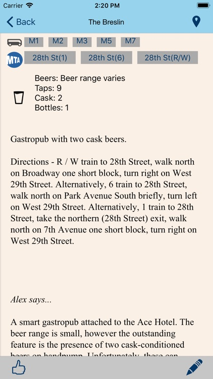 Beer Guide NYC screenshot-4