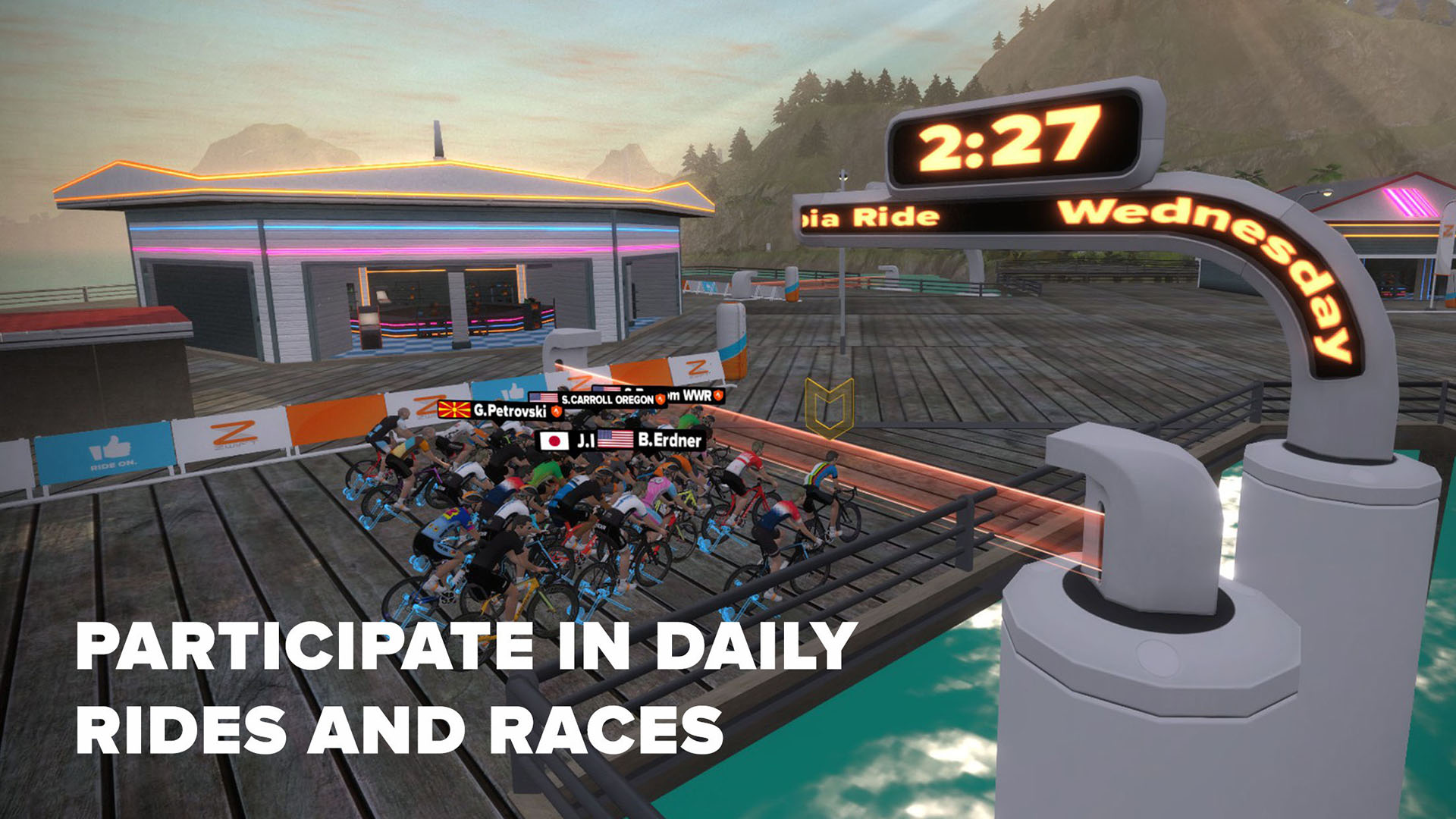 Zwift: Ride and Run screenshot 14