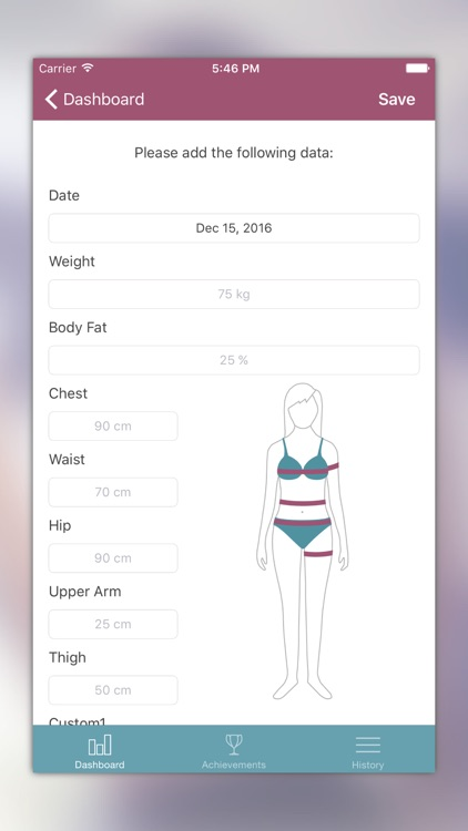 iBodyShape screenshot-1