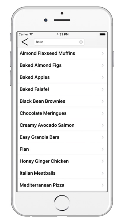 Mediterranean Diet App screenshot-4