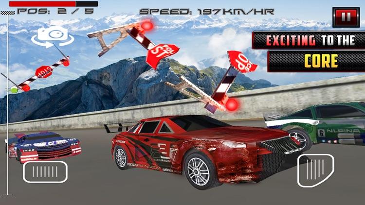 Racing Outlaws Pixel Car Race