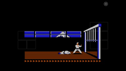 Karateka Classic screenshot1