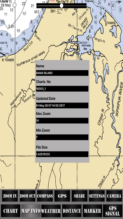 Washington USA Nautical Charts