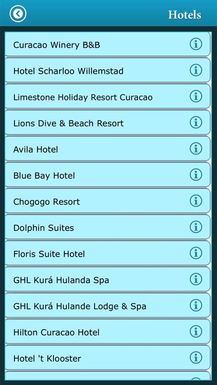 Curacao Island Guide screenshot-3