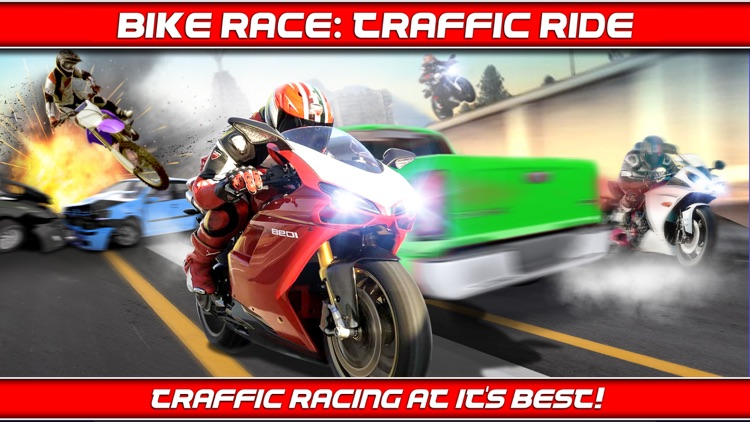 Bike Race: Traffic Ride