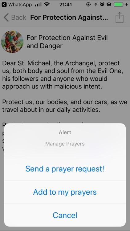 Saint Michael Prayers screenshot-4