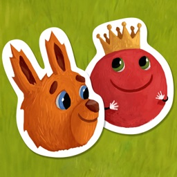 Kosmo & Klax: Sticker-Fun!