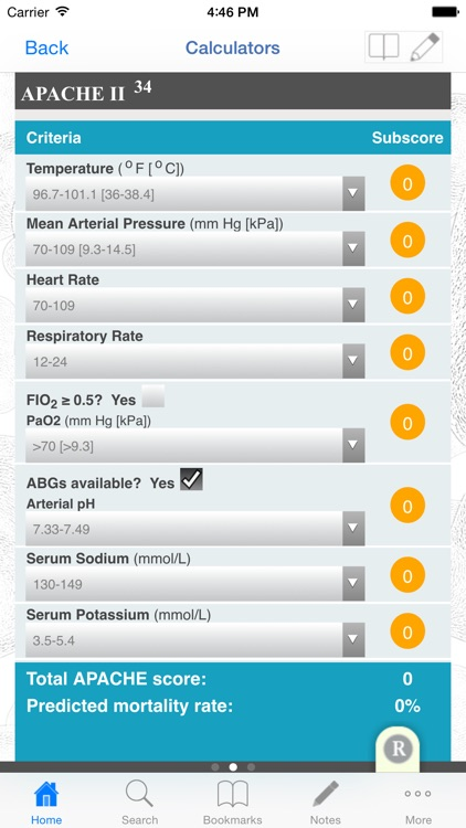 Sepsis Clinical Guide screenshot-3