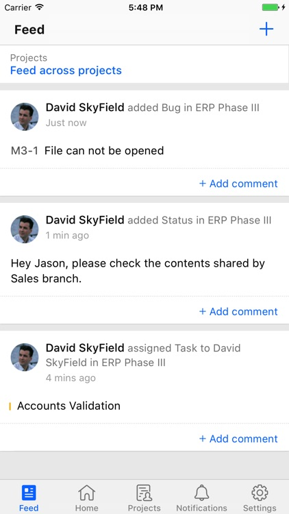 SkyDesk Projects