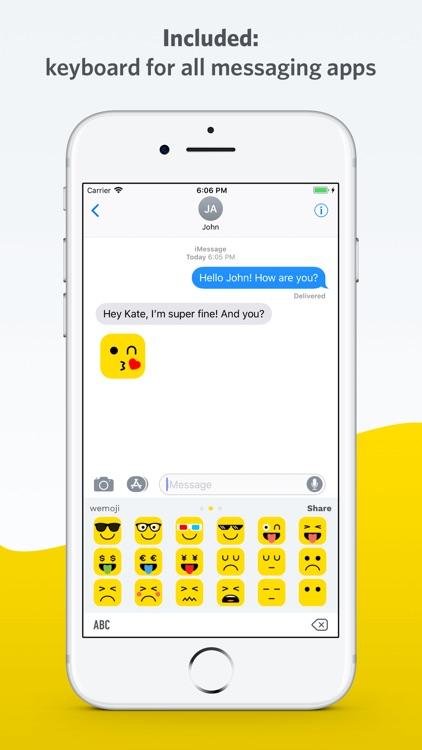 I love Emoji screenshot-3