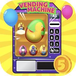 Vending Machine Surprise Toy