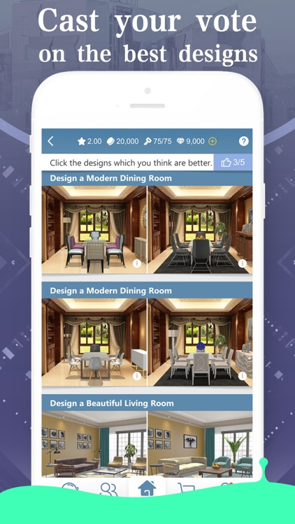 My Home: I am a Designer screenshot-3