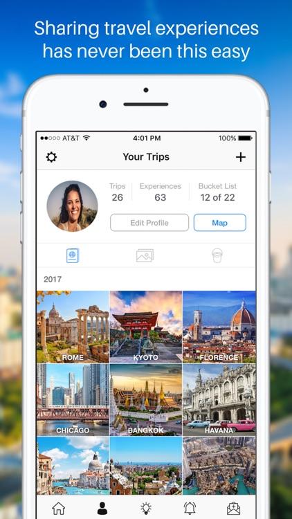 Triphaven - Your Social Travel Planner