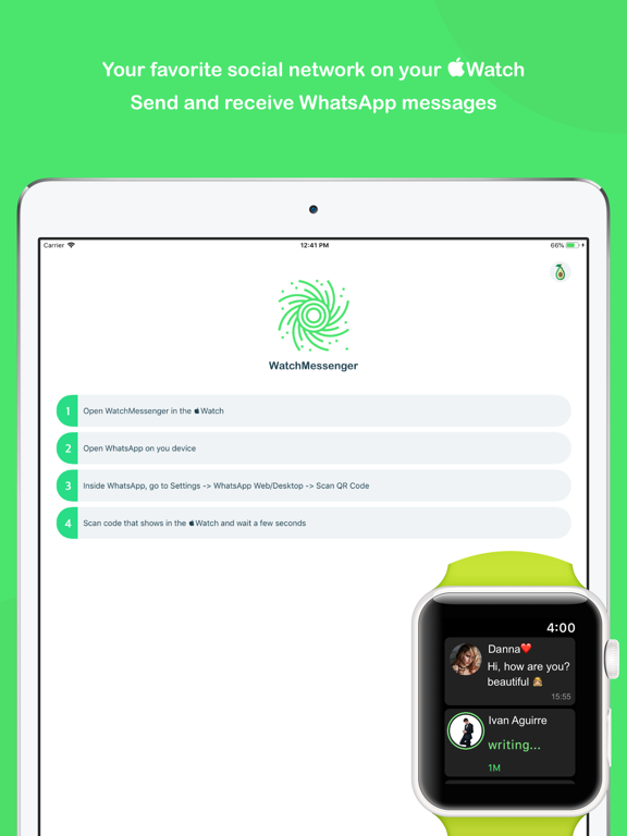WatchMessenger: for WhatsApp | App Price Drops