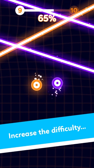 Balls VS Lasers: A Reflex Game screenshot 4