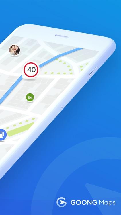 Goong - Bản đồ & Dẫn đường
