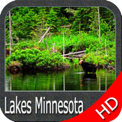 Minnesota Lakes Hd Charts app review