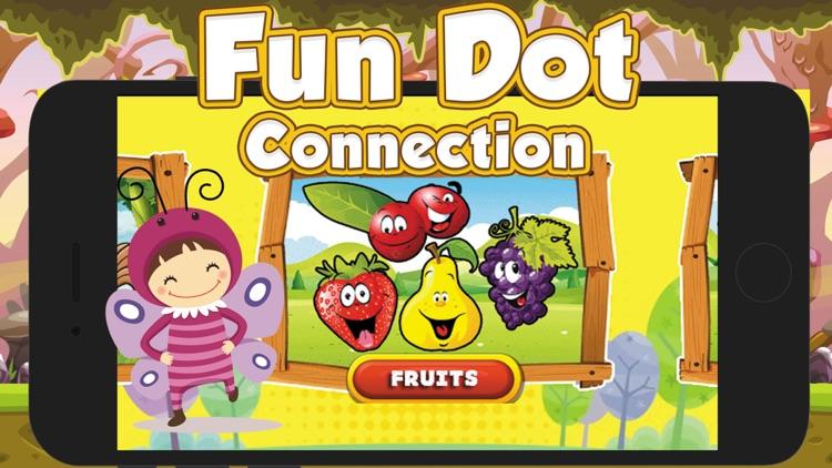 Dot to Dot Connection Fun Game screenshot-3