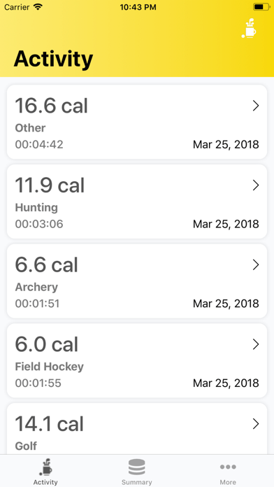 Sports Plus: Track My Caloriesのおすすめ画像1