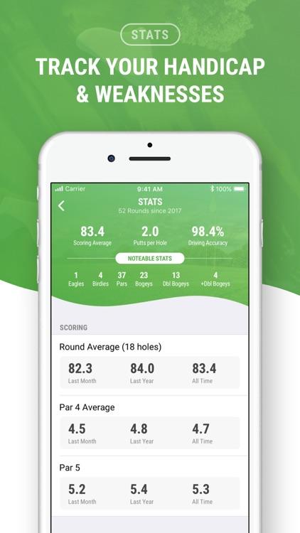 Golf GPS by SwingxSwing screenshot-3