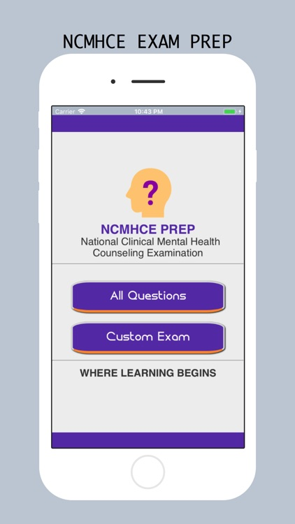 NCMHCE Test Prep screenshot-0