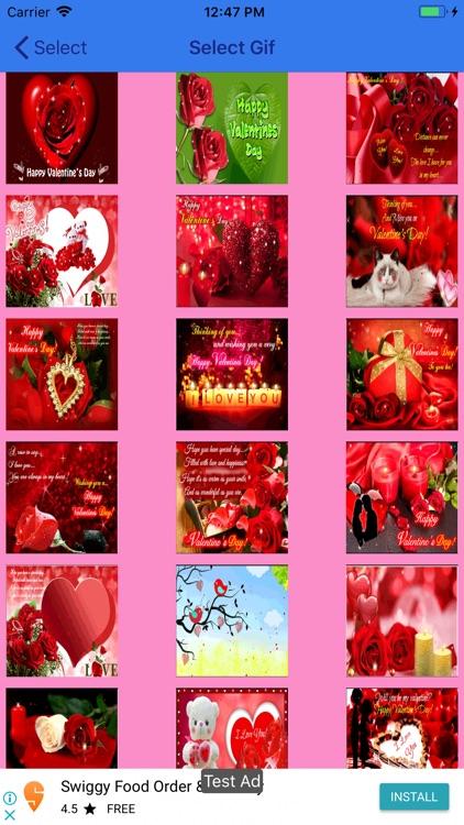 Happy Valentines Day Special screenshot-4