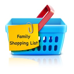 Shared Family Shopping List