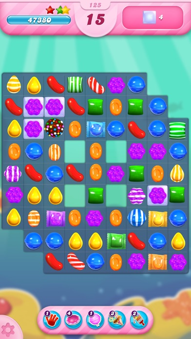 Screenshot for Candy Crush Saga in Jordan App Store