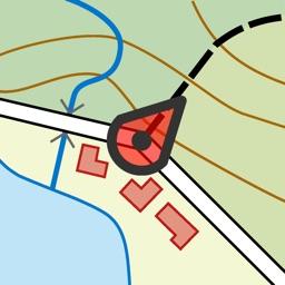 Topo GPS Spain