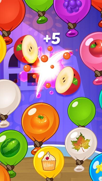 Baby Balloon Pop Clash screenshot-4