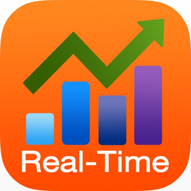 Real Time Streaming Futures Quotes: Real-time Stocks Tracker On The App Store