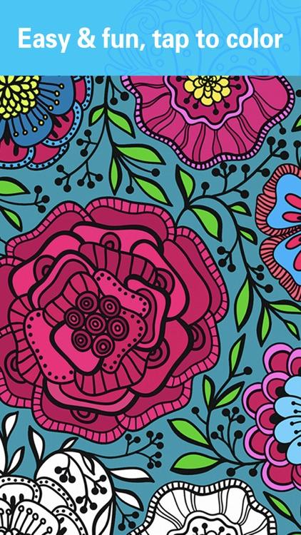 Colors-Recolor Book Colorfy screenshot-3