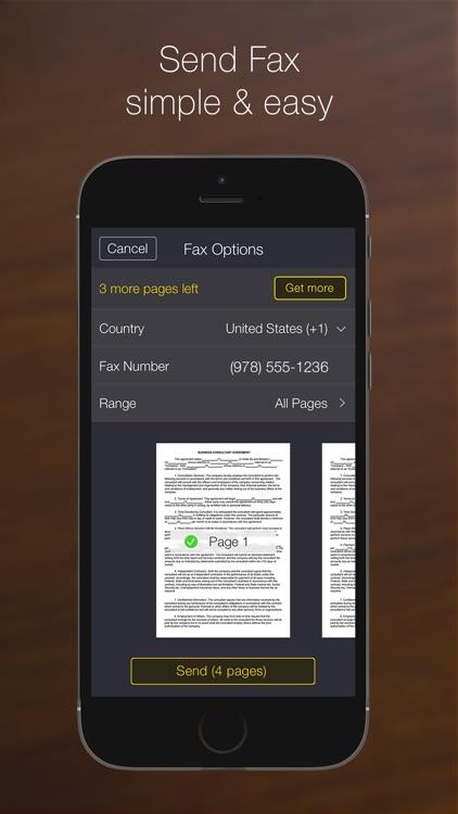 My Scans, best PDF Scanner App screenshot-4