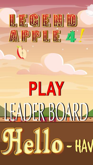 Legend Apple 4 screenshot one