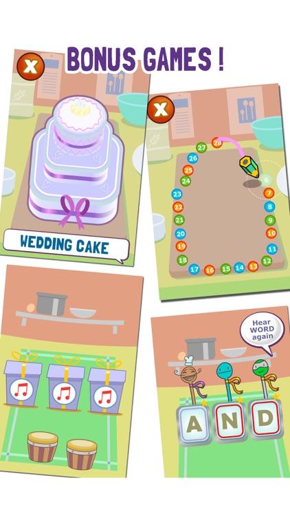 Cake Shop Letters screenshot-3